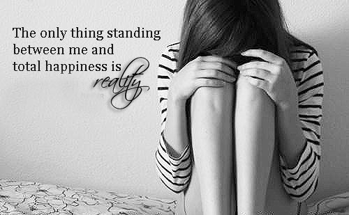Sad-Hearbreak-Depressing-Quotes-the-only-thing-standing
