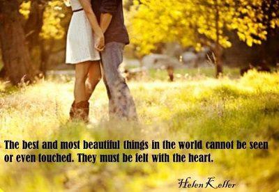 Beautiful In-love Sayings