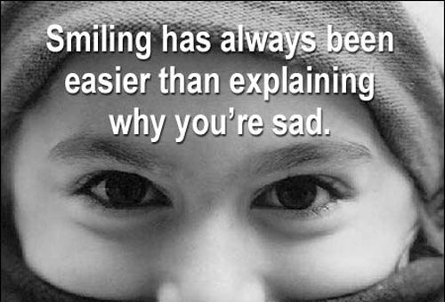 best-depressing-quotes-smiling-has-always-been-easier