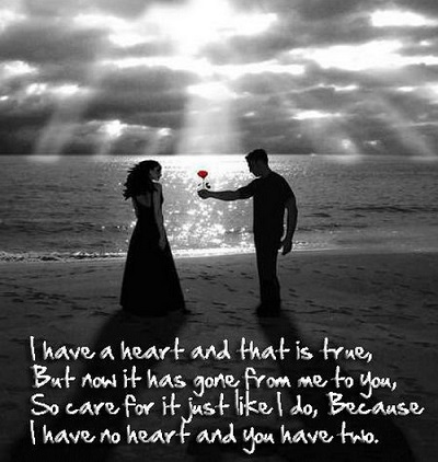 Classic In Love Quotes