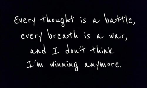 depressing-quotes-every-thought-is-a-bottle
