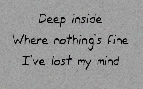 depression-quotes-deep-inside-wheres-nothings-fine