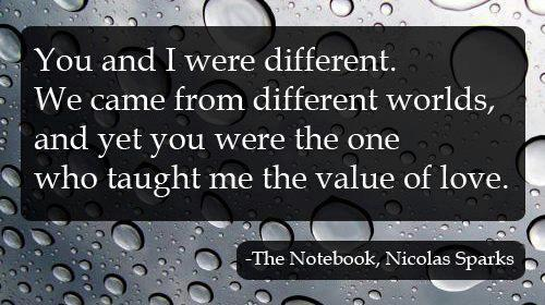 Emotionally Beautiful Notebook Quotes