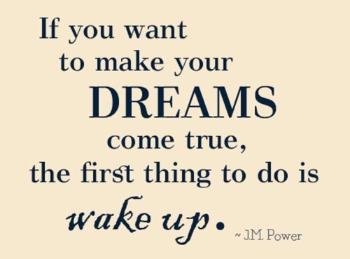 good-morning-quotes-if-you-want-to-make-your-dreams-come-true