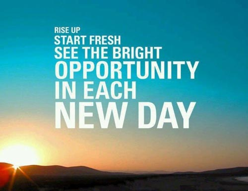 Motivational Good Morning Quotes Rise Up Start Fresh