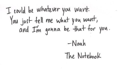 The Notebook Quot