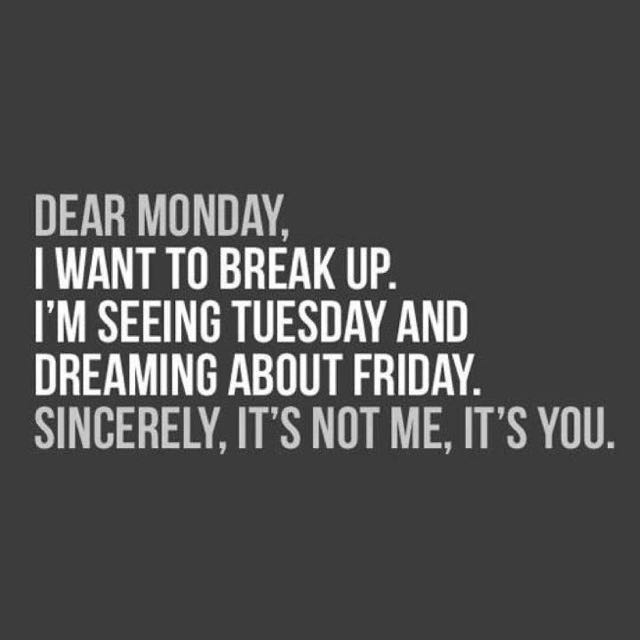 Image result for monday quotes