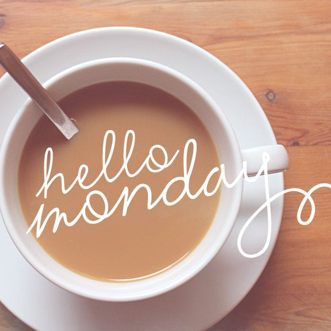 Happy Monday Quotes For Work: 24 Inspirational Monday Quotes To Start Happy