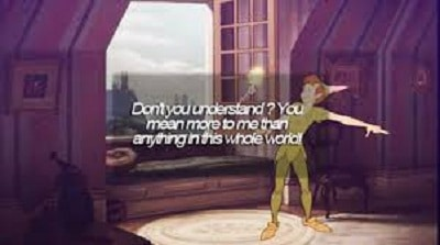 Romantic Peter Pan Quotes