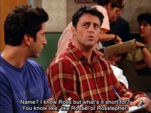 friends tv show sayings quotes