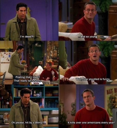 Quotes About Friendship From Tv Shows : Memorable and funny friends tv show quotes