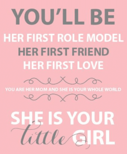 Merveilleux First Love Quotes Mother Daughter Quotes