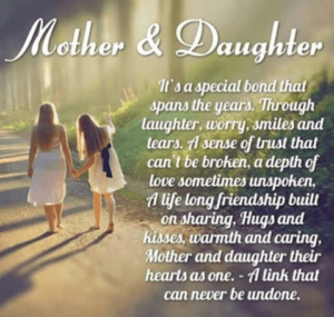 Exceptionnel Special Bon Quotes Mother Daughter Quotes