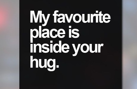 Favorite Place Unique Love Quotes