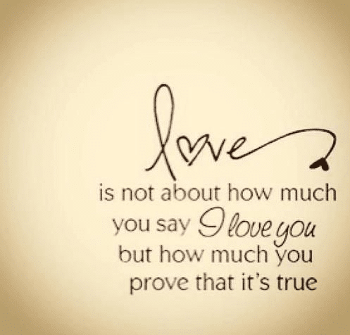 A True Love Quotes : true-unique-love-quotes