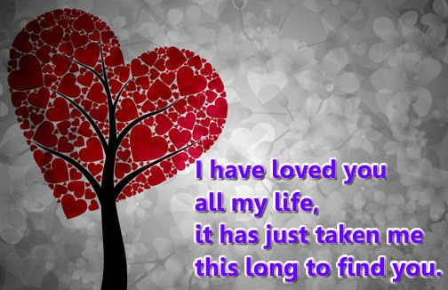 Heart Touching Love Quotes For My Girlfriend Gorgeous 31 Heart Touching Quotes For Him And Her