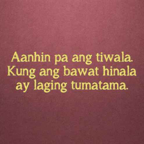 funny tagalog love messages