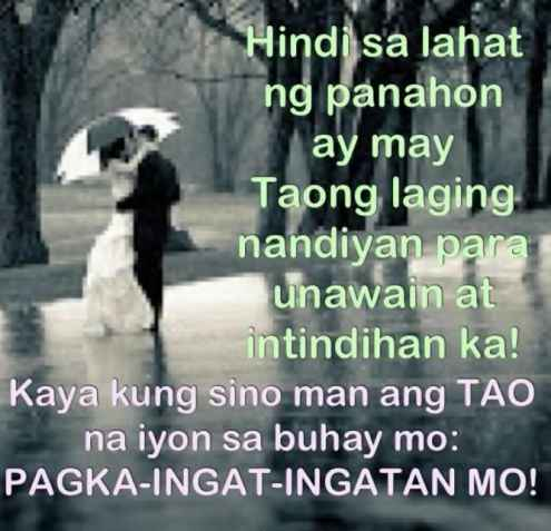 tagalog love phrases quotes
