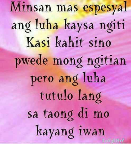 Love Quotes For Him Tagalog Twitter : 19 Beautiful Tagalog Love Quotes with Images
