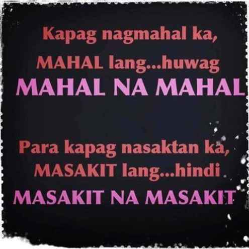 tagalog love story text quotes