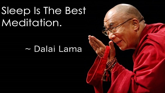 Good Morning Quotes Dalai Lama : Inspirational goodnight quotes with beautiful images