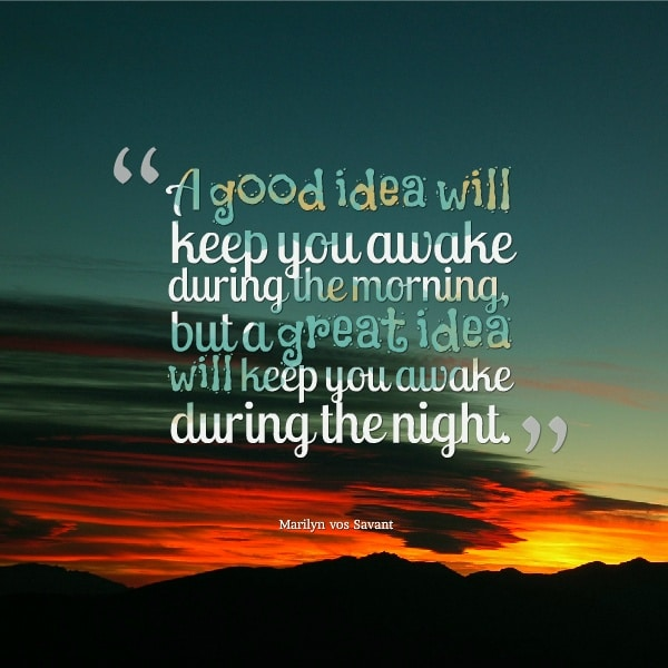 Good night morning quotes