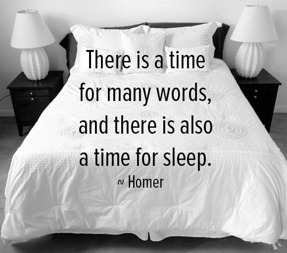 homer goodnight quotes