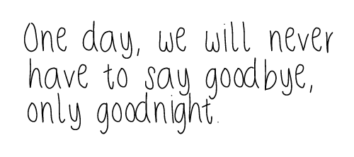 lovely goodnight quotes