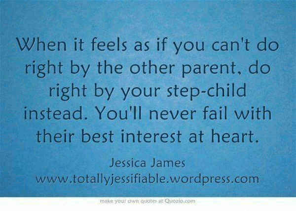Step Parent Love Quotes Beauteous 54 Short And Inspirational Family Quotes With Images