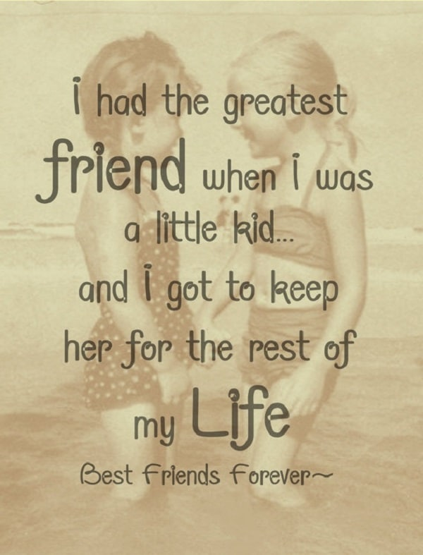 Best Quotes For Thanking Best Friend : Best quotes about friendship with images
