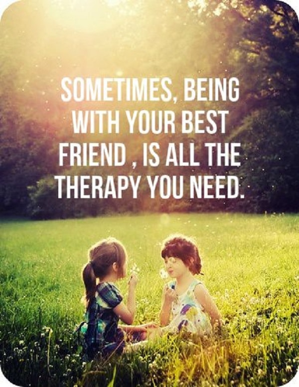 Your Best Friend Quote