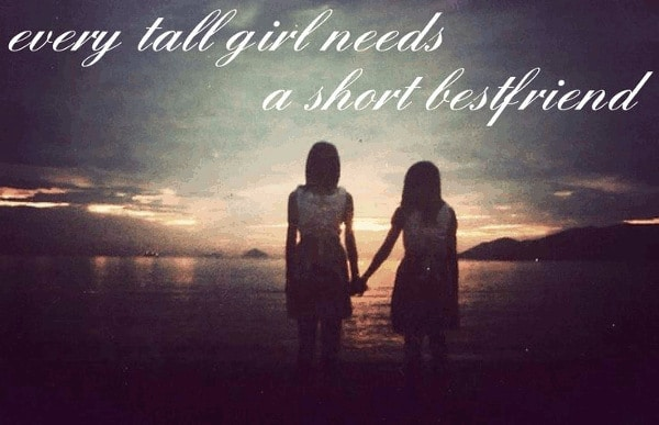bestfriend short quotes