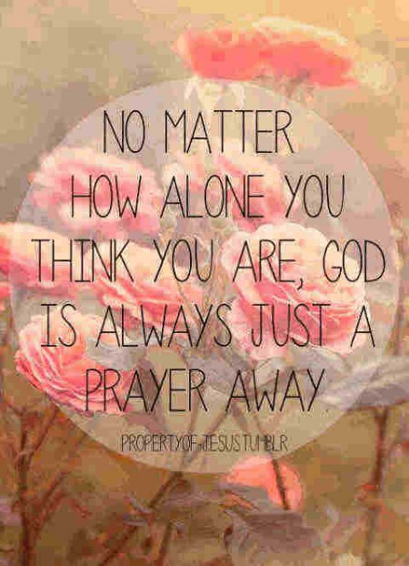 all about the power of prayer encouragement quotes