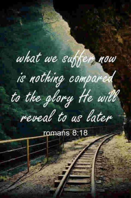 glory is waiting encouragement quotes
