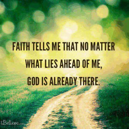 about faith encouragement quotes