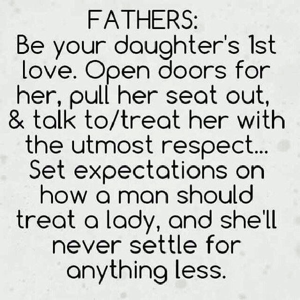 Lovely Encouraging Father Daughter Quotes