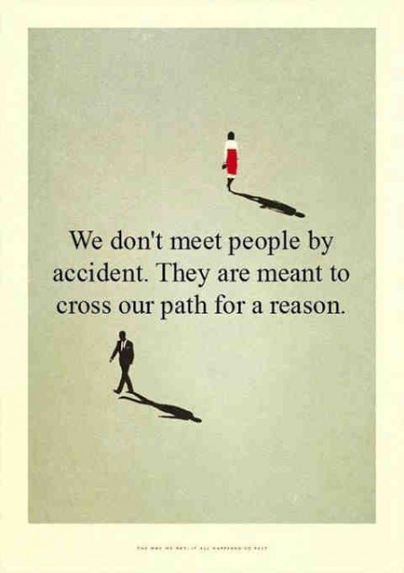 encouraging quotes about meeting people