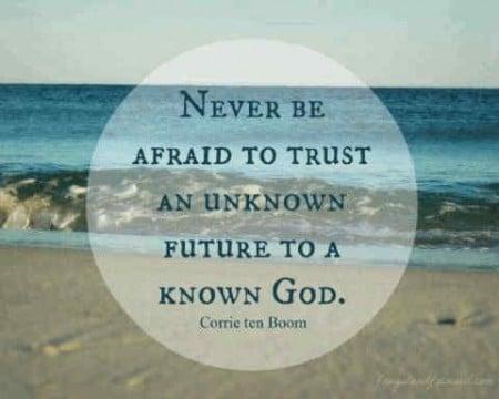 trust issues encouraging quotes