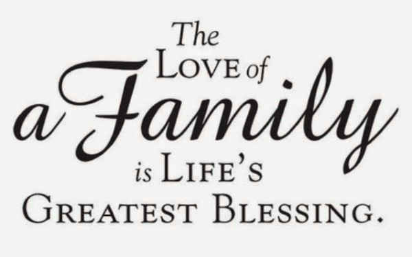Quotes About Family Love Custom 54 Short And Inspirational Family Quotes With Images