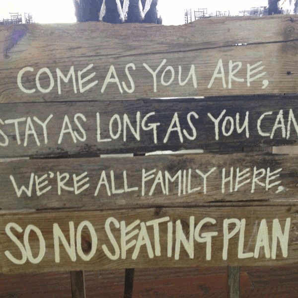 Family quotes about weddings.