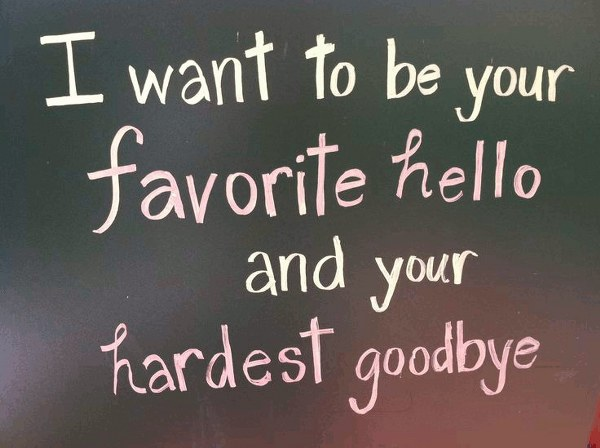 Goodbye Sad Quotes About Love : 18. Sad farewell quotes Someday youll see the reason why, there ...