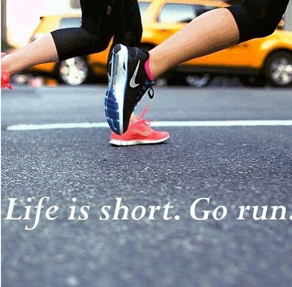 fitness motivation short quotes