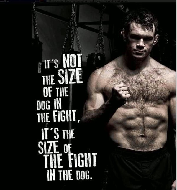 fitness short quotes
