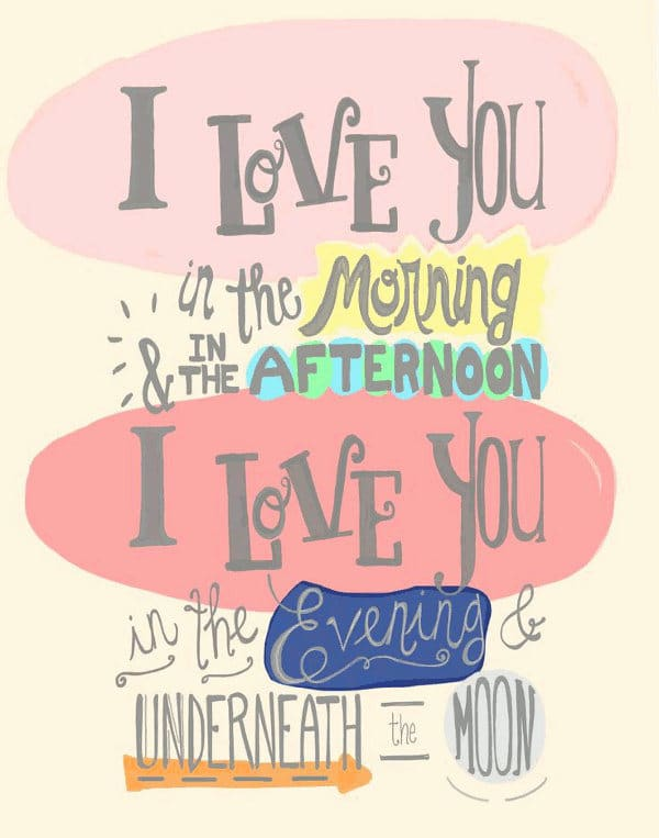 Good morning to your loved one with the best love quotes I love ...