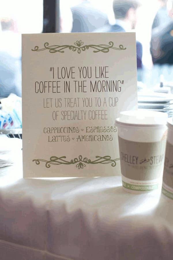 I Love You Like Coffee In The Morningu2026