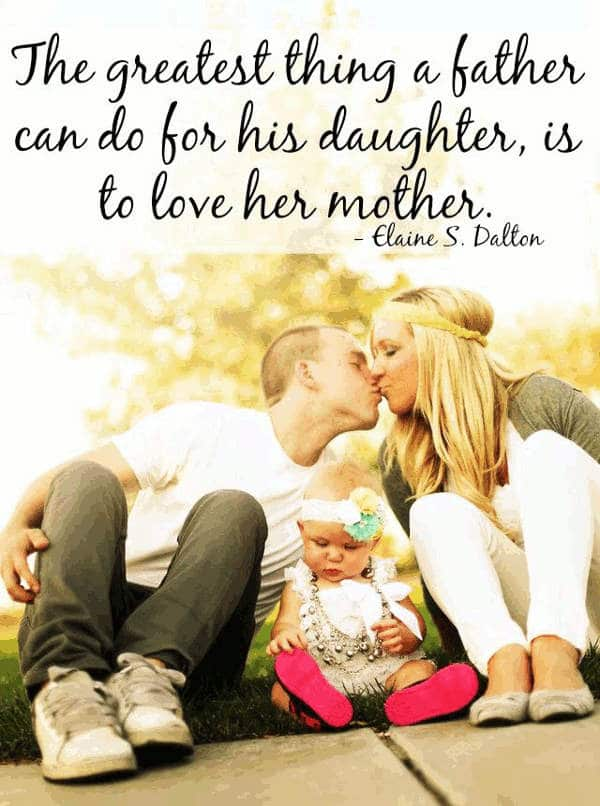 Daughter Love Quotes Gorgeous 28 Cute & Short Father Daughter Quotes With Images