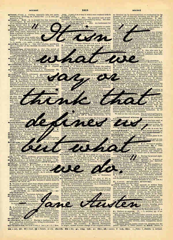 memorable short quotes jane austen