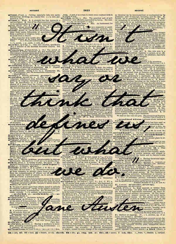 memorable short quotes jane austen