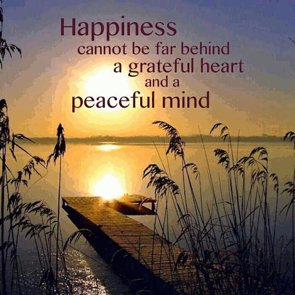 peaceful short quotes