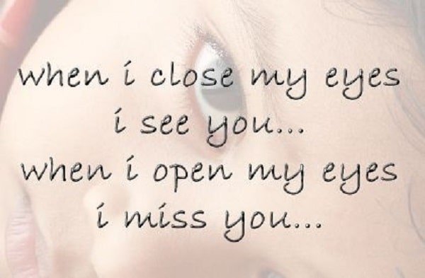 love and missing quotes for him